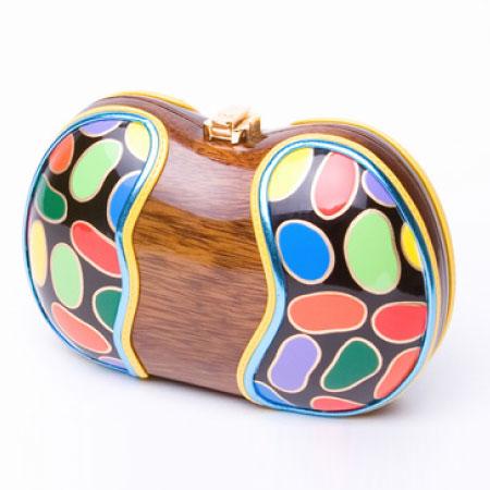 アカシアの木から生まれたバッグ Rocio